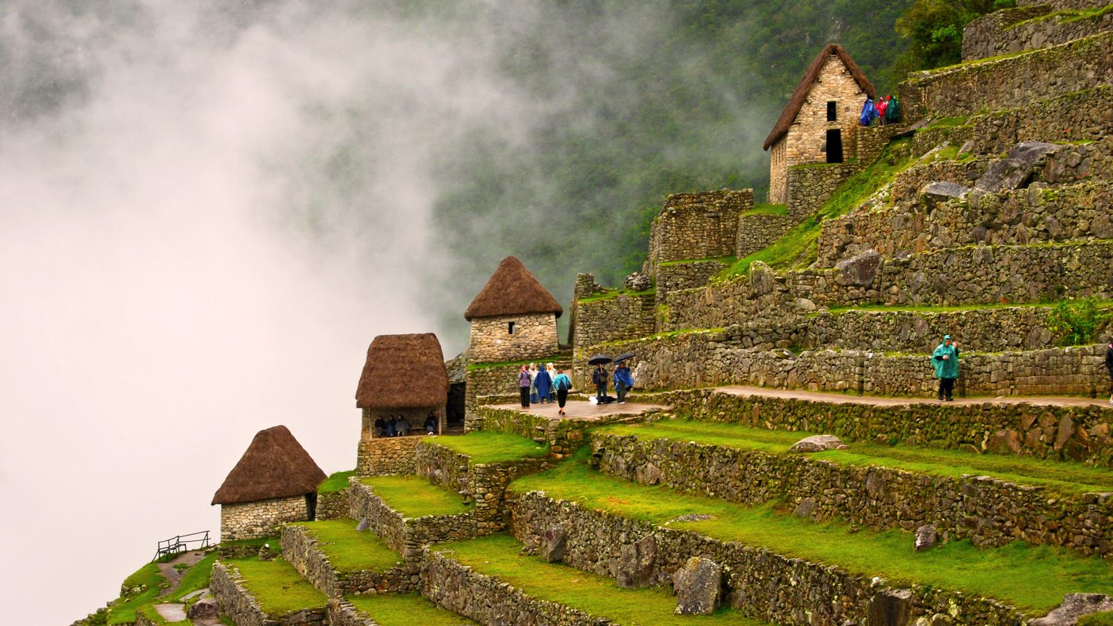 Image result for camino inca a machu pichu