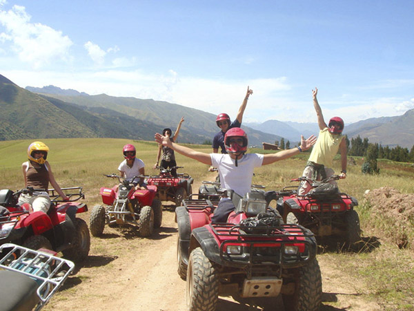 Portada de Maras - Moray by quad bike half-day