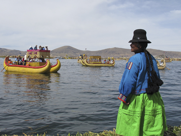 Portada de Floating Islands of Uros half day Tour