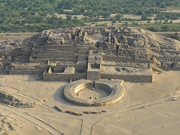 Portada de Tour to the Sacred City of Caral