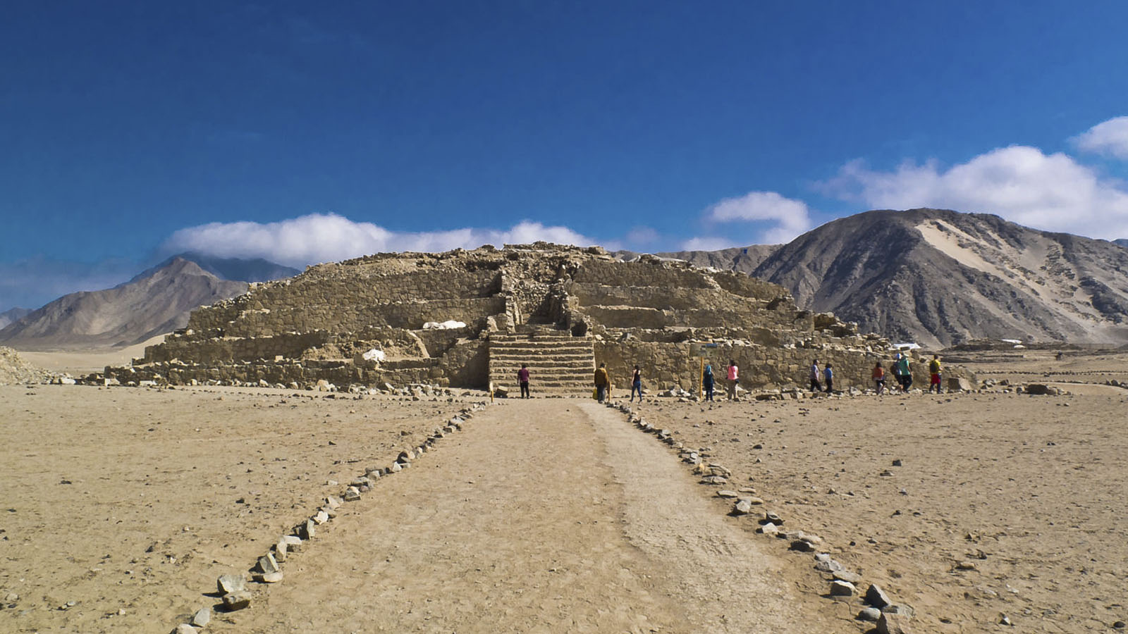 Foto 1 de Tour to the Sacred City of Caral