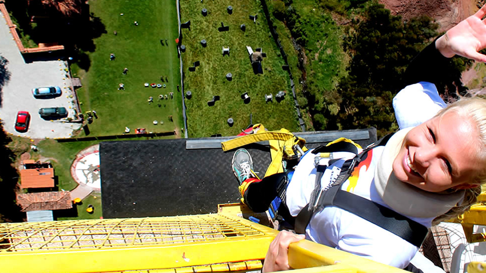 Foto 2 de Bungee Jumping - Action Valley