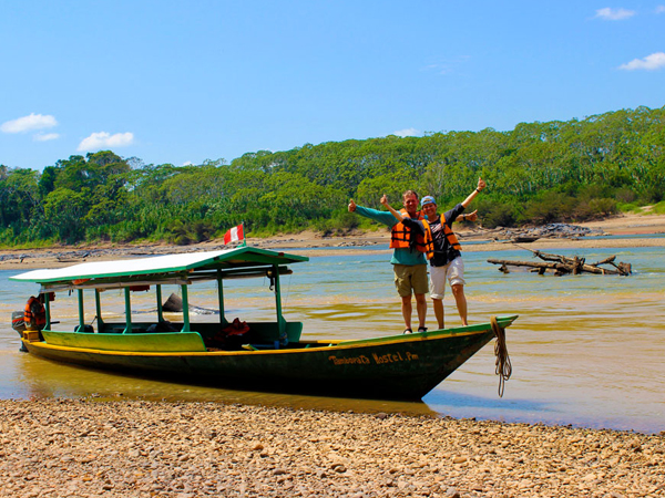 Portada de Tambopata 3 days / 2 nights