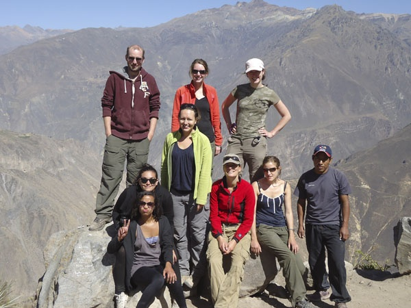 Portada de Colca Canyon Trek 2 days / 1 night