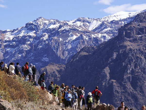 Portada de Colca Canyon 2 days / 1 night Conventional Tour
