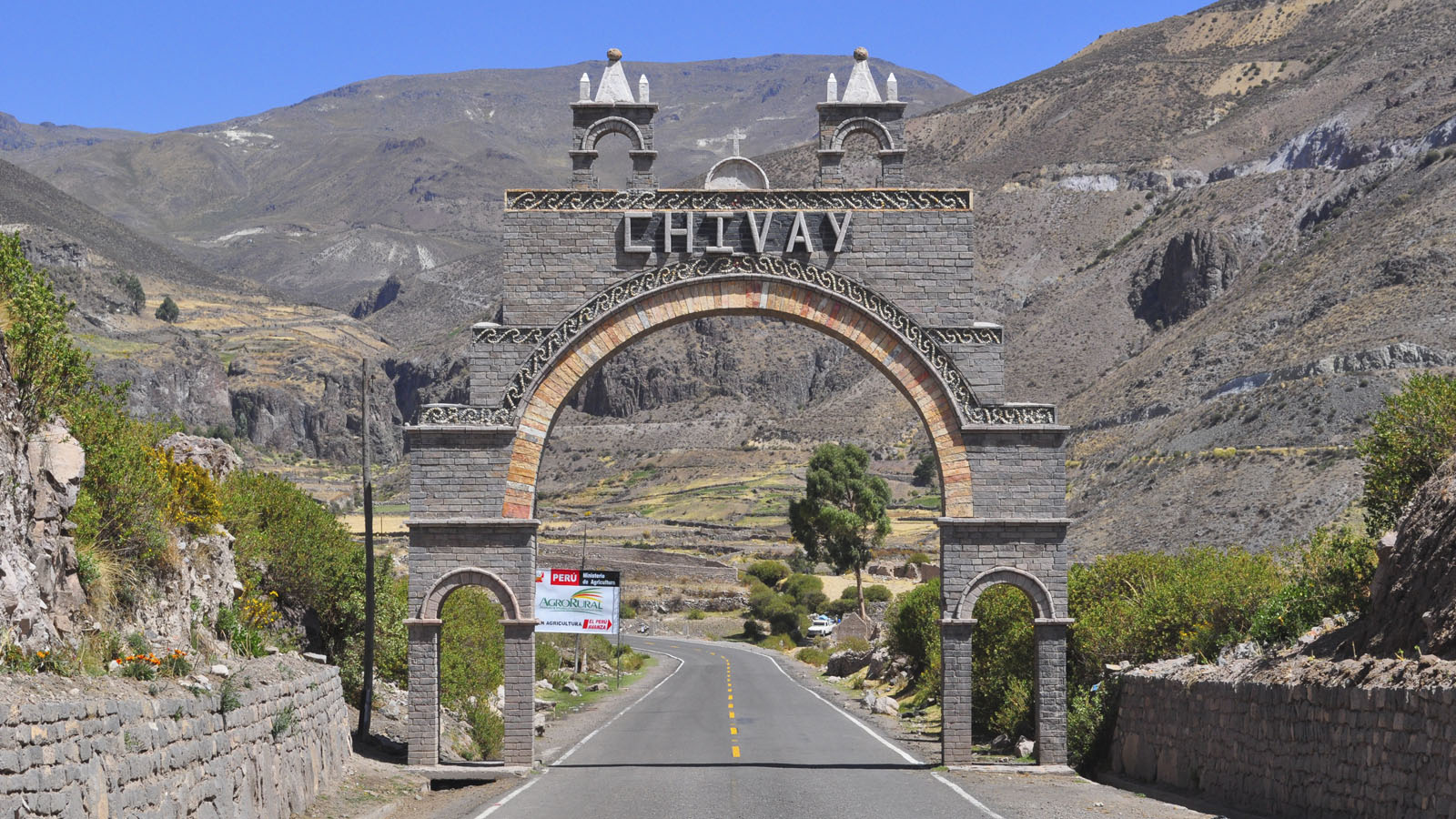 Foto 2 de Colca Canyon 2 days / 1 night Conventional Tour