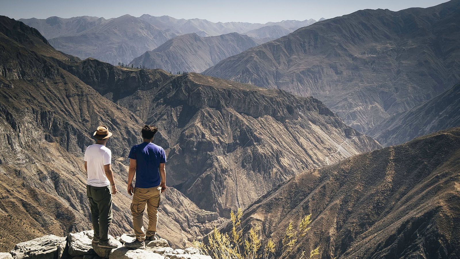 Foto 1 de Colca Canyon 2 days / 1 night Conventional Tour