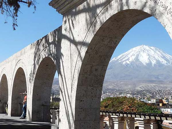 Portada de Arequipa walking City Tour