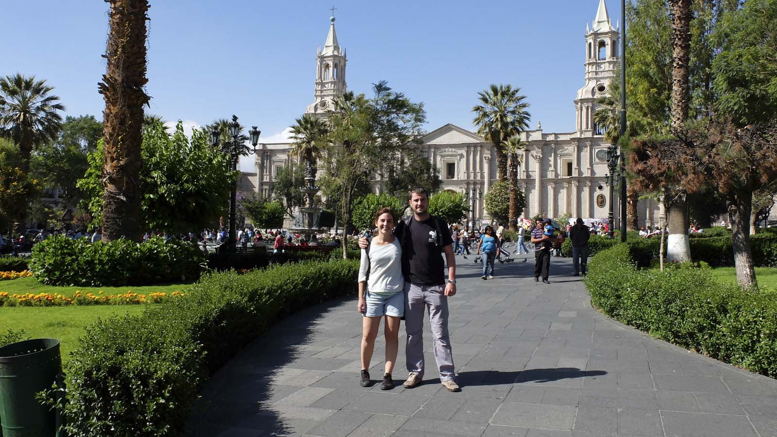 Foto 2 de Arequipa walking City Tour