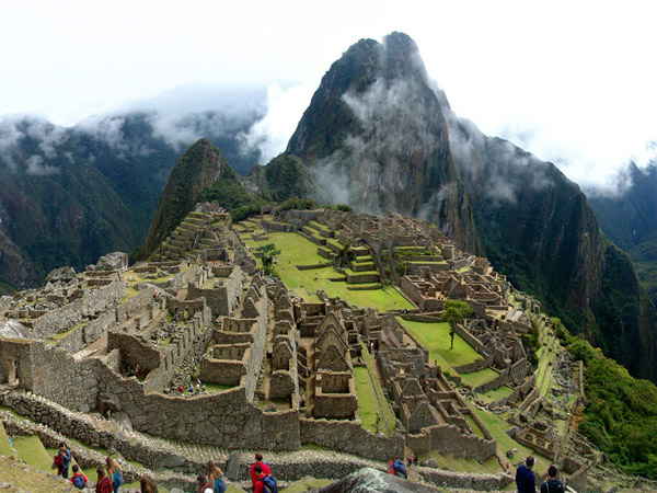 Portada de Machu Picchu, How to get?