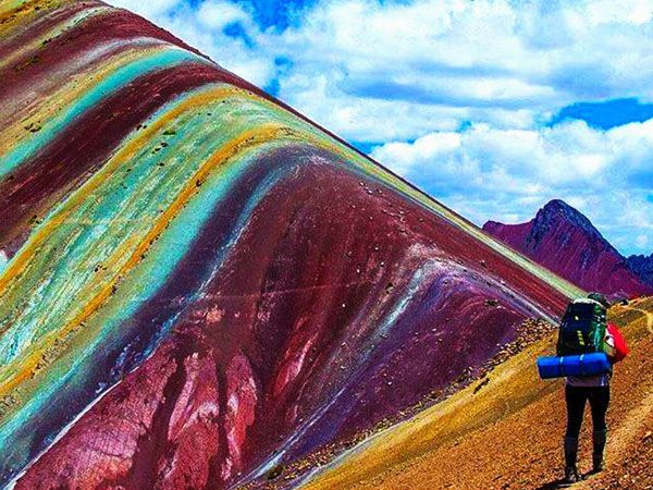 Portada de Full-Day Rainbow Mountain Tour